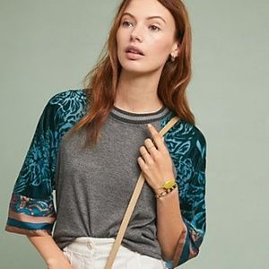 Anthropologie CASSIDY TOP new